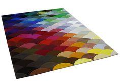 the pixel rug. piodao group.