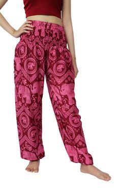 Women Trouser Pants Yoga Pants Elephant pants Aladdin by NaLuck