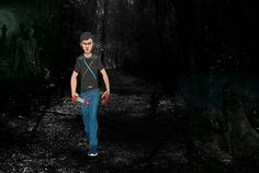 Our character, Teddy Baker, is just  walking through the woods with a bloody knife, as you do  #zombies #zombieapocalypse  #horrorfiction  #horror #shortstories  #postapocalyptic #gore #suspense #zombielovers  #gorelovers #zombielovers  #survival  #survivalhorror #horrorlovers #gorefans  #zombiefans #horrorstories #horrornerds  #zombienerds  #gorenerds #grunge #grungenerds  #grungelovers  Survivorsofthezapocalypse.com