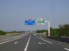Autoroute A719 - Sortie 14 > Moulins