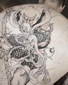 Asian Tattoos, New Tattoos, Ed Hardy Tattoos, Vancouver Tattoo, Monkey Tattoos, King Tattoos, Tattoos For Lovers, Japanese Tattoo Art, Oriental Tattoo