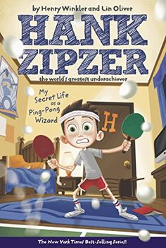 [PDF] Download My Secret Life as a Ping-Pong Wizard (Hank Zipzer: The World's Greatest Underachiever, No. 9) *Full Books*