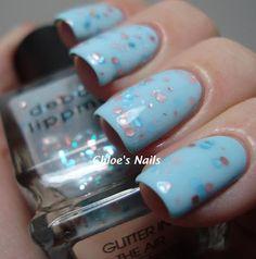 Chloe's Nails: Deborah Lippmann