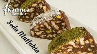 Kremalı Mozaik Pasta Tarifi