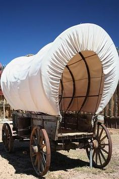 I Remember traveling in a covered wagon in Texas History. Read More. Ruée Vers L'or, Westerns, Horse Drawn Wagon, Moving To Texas, Old Wagons, The Lone Ranger, Covered Wagon, Chuck Wagon, Texas History