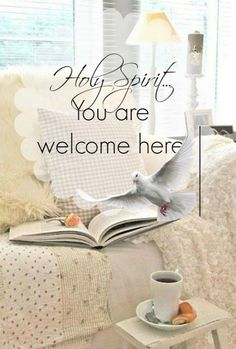 ☕ Holy Spirit you are welcome in my home, heart and life. Show me your ways Lord... Let me be that wise woman that builds her house with lovingkindness, understanding, and compassion: and not a foolish one that plucks (tears) it down with her hands, through resentment, anger or strife. Let the peace of God rule in my heart at all times, and my tongue that it speak no evil against the ones I love. Show me your ways O Lord, keep me on the path of life everlasting, so no wicked way takes hold…