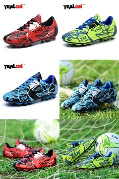 28a7661aaa  Visit to Buy  YEALON Football Boots Superfly Original Futsal Shoes  Superfly Football Shoes Kids