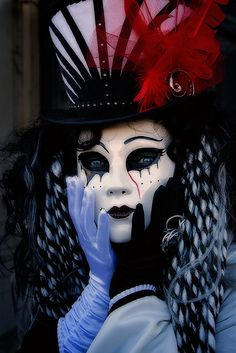 black & white, black and white, carnival, celebration, close-up, colorful, costume, daniela, daniela schmid, europe, italy, macro, mask, party, portrait, san gorgio, venice, vertical, black & whit, photo