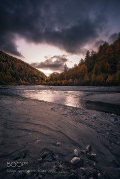 Dark Autumn by ManuelMartin1972. Please Like http://fb.me/go4photos and Follow @go4fotos Thank You. :-)