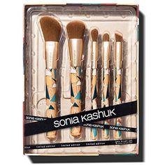 8569c6756e Sonia Kashuk Limited Edition Geo Brush Set