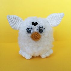 DIY FURBY Amigurumi Crochet PDF Easy Pattern baby by Amigurumeria