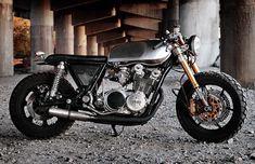 Classified Moto XS750 Special