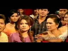 Khmer Romvong   preap sovath old song ▶ hang meas production   cambodia ...