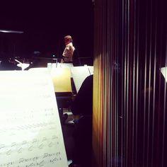 Photo: Portrait of a Conductor www.melbourneharpmusic.com