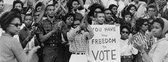 Freedom Summer: Η μάχη του 1964 για τα πολιτικά δικαιώματα των μαύρων πολιτών της Αμερικής   Πηγή http://socialpolicy.gr/2014/08/freedom-summer-%ce%b7-%ce%bc%ce%ac%cf%87%ce%b7-%cf%84%ce%bf%cf%85-1964-%ce%b3%ce%b9%ce%b1-%cf%84%ce%b1-%cf%80%ce%bf%ce%bb%ce%b9%cf%84%ce%b9%ce%ba%ce%ac-%ce%b4%ce%b9%ce%ba%ce%b1%ce%b9%cf%8e%ce%bc.html