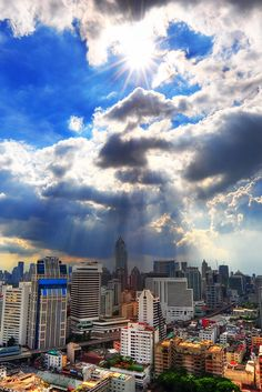 Bangkok, Thailand #TravelBrilliantly