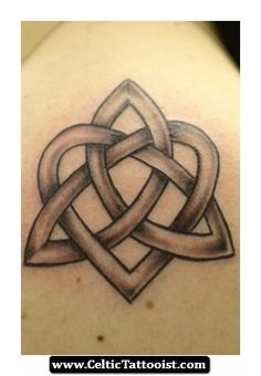 Celtic Tattoo Symbol For Family. Perfect