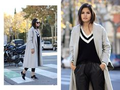 Fake Leather / Don't stop //  #Fashion, #FashionBlog, #FashionBlogger, #Ootd, #OutfitOfTheDay, #Style