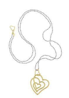 Gargantilla Only You de Daniel Espinosa Jewelry, colección capsula para San Valentin