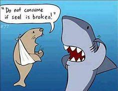 Broken Seal