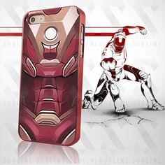 #case #IPHONE #DESIGN #IRONMAN