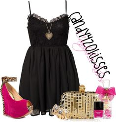 """Untitled #682"" by candy420kisses on Polyvore"