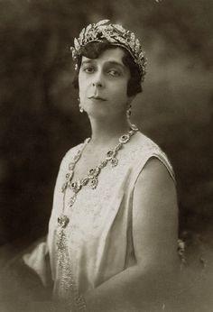 Grand Duchess Elena Vladimirovna Romanova of Russia,Princess Nicholas of Greece.A♥W