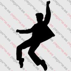 Pegame.es Online Decals Shop  #dance #rock_and_roll #vinyl #sticker #pegatina #vinilo #stencil #decal