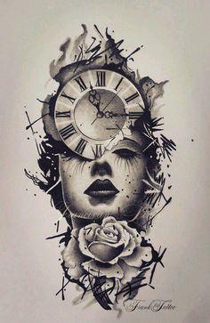 Coeur Tattoo, Mädchen Tattoo, Tattoo Outline, Tatoo Art, Tattoo Drawings, Body Art Tattoos, Soft Tattoo, Wrist Tattoos, Mandala Tattoo