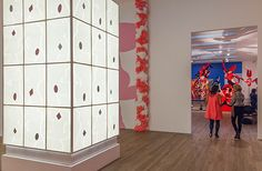 """""""The EY Exhibition: The World Goes Pop"""" at Tate Modern, London, 2015"""