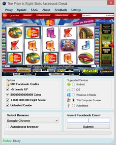 price is right slots cheat engine