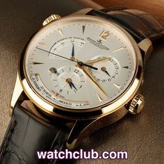 Jaeger-leCoultre Master Geographic Rose Gold - 'Brand New' REF: 1422421 Jeager Le Coultre, Jaeger Lecoultre Watches, Skeleton Watches, Hand Watch, Sell Gold, Fashion Bracelets, Fashion Jewelry, Luxury Watches For Men, Beautiful Watches