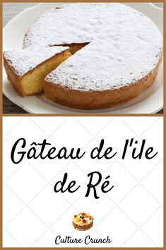 French Sweets, Loaf Cake, Camembert Cheese, Tea Time, Mousse, Biscuits, Bakery, Deserts, Dessert Recipes