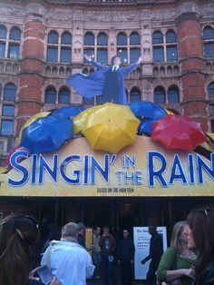 Singing in the Rain Sept 2012