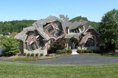 Michael Jantzen Deconstructs Buildings Into Fantastical Fragmentary Forms