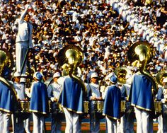 130 members of the 800-strong Olympic All-American Marching Band at the 1984 Summer Games were from the Trojan Marching Band. Dr. Bartner directed the group.