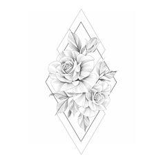 Flowers # Tattoos – Flowers Nature Ideas Flowers Nature – diy t … - flower tattoos Line Tattoos, Body Art Tattoos, Small Tattoos, Sleeve Tattoos, Drawing Tattoos, Drawings, Sexy Tattoos, Tatoos, Family Tattoos