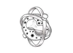 Image result for time turner drawing