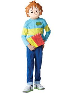 Child: Horrid Henry Costume - world book day costumes   £21.99