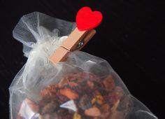Dárkové balení čaje ke svátku sv. Valentýna z Království chuti v Praze