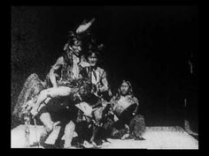 Buffalo Dance is an 1894 American 16-second black and white silent film shot in Thomas Edison's Black Maria studio. The film was made at the same time as Edison's Sioux Ghost Dance. It is one of the earliest films made featuring Native Americans.