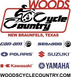 Woods Cycle Country Logo Sheet. #WoodsCycleCountry