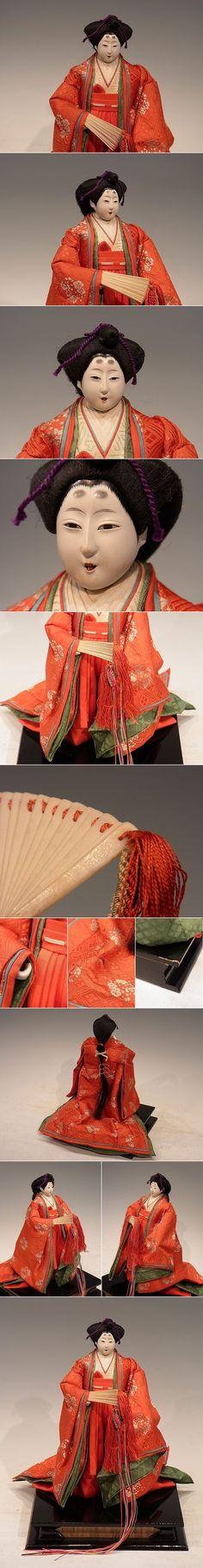 hina doll #heian #heiankyo #junihitoe