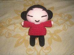 2000 Free Amigurumi Patterns: Pucca doll
