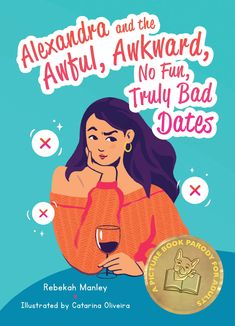 Follow Alexandra and her adorable French bulldog pup Lottie as Alex goes on 30 dates in 30 days in this charming parody/comedic dating horror story all about dating apps, being stood up, and the other joys of millennial dating culture.