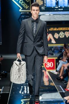 Philipp Plein | Spring 2014 Menswear Collection | Gui Fedrizzi