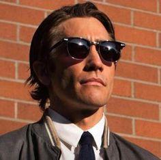 Celebrity Jake Gyllenhaal Vintage Wayfarer Clubmaster Sunglasses