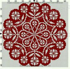 Ru / 146 - das alte filet am vii recovery point - ga Cross Stitch Borders, Cross Stitch Flowers, Cross Stitch Designs, Cross Stitching, Cross Stitch Embroidery, Cross Stitch Patterns, Crochet Cross, Crochet Chart, Cross Stitch Collection