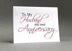 Card for Husband/Marriage #Anniversary Card by #patternedpomegranate