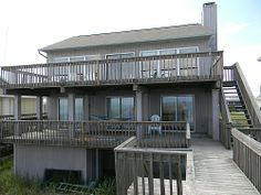 Surf City House From Ocean View $2852